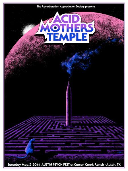 Acid Mothers Temple Austin Psych Festival