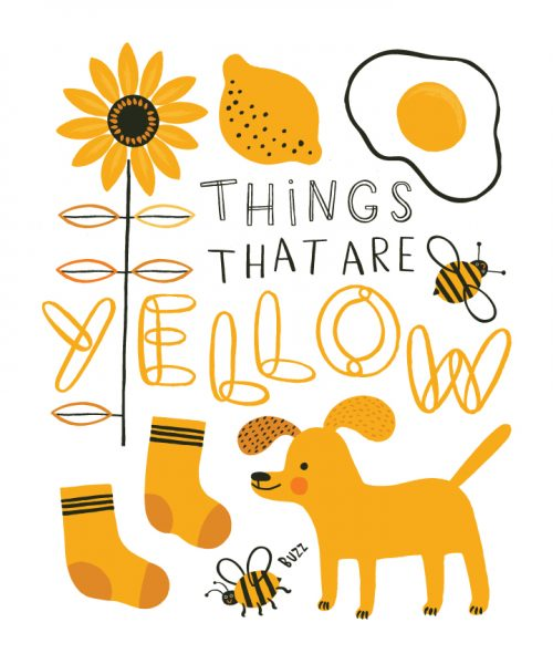 Things that are yellow