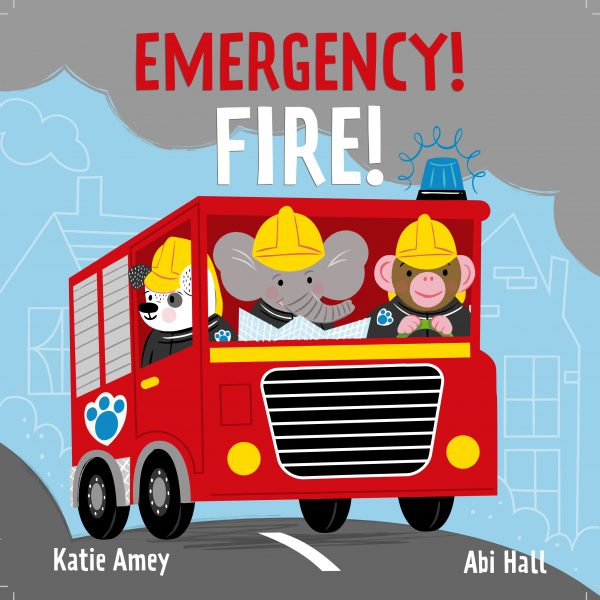 Emergency Fire! Book Cover