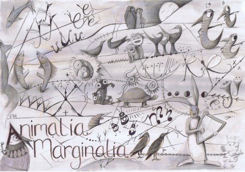 Animalia Marginalia