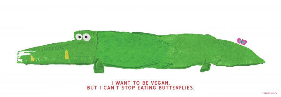Vegan Croc