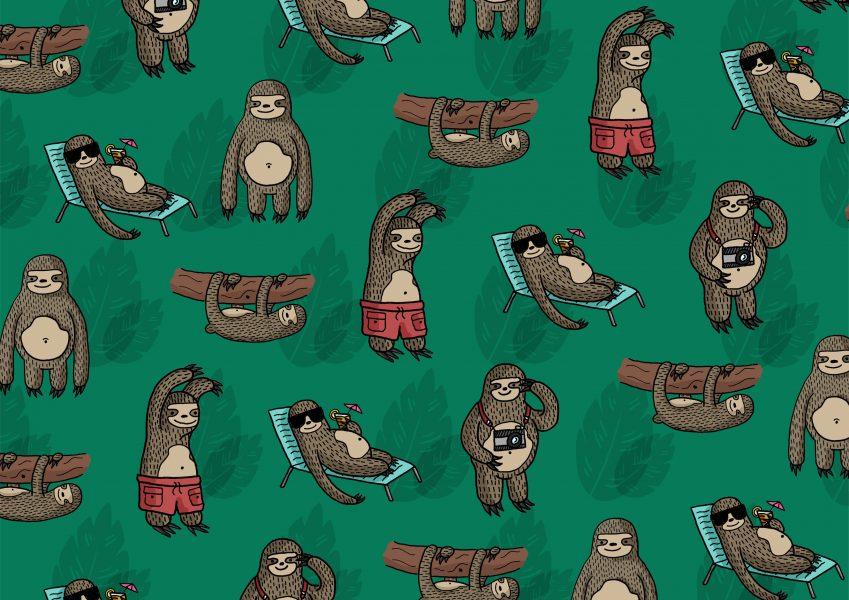 Jungle Sloths