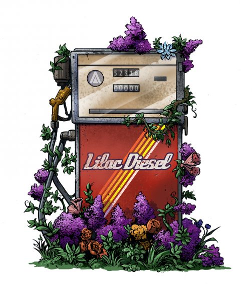 Lilac Diesel
