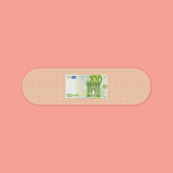 MONEY AS MEDICINE