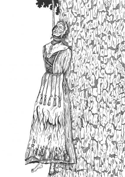 Bridget Bishop 1692
