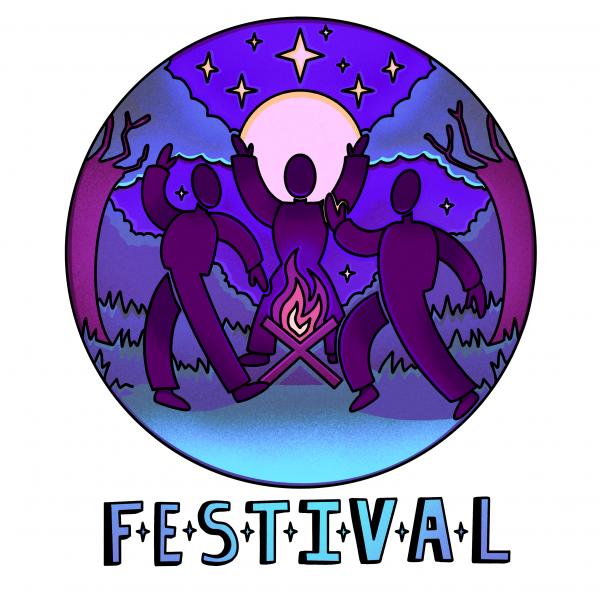 'Festival' Album Cover