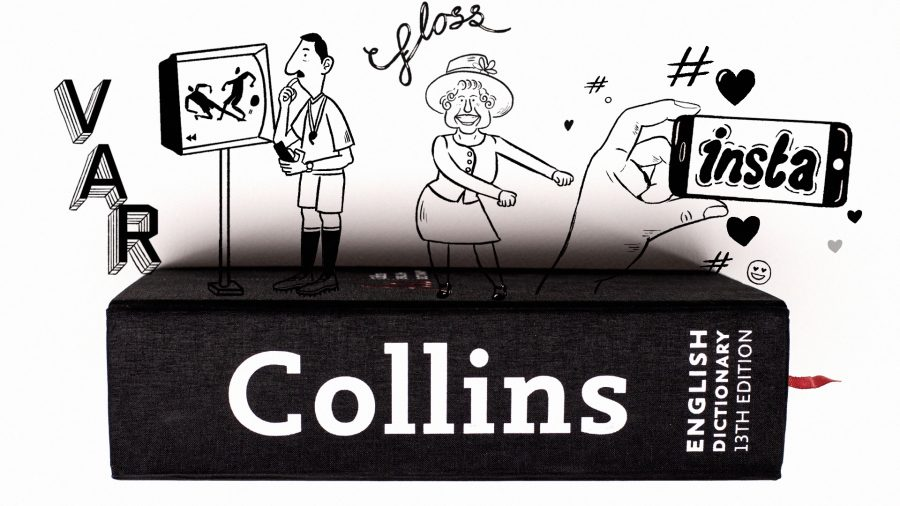 The New Collins English Dictionary: The Home of Living English