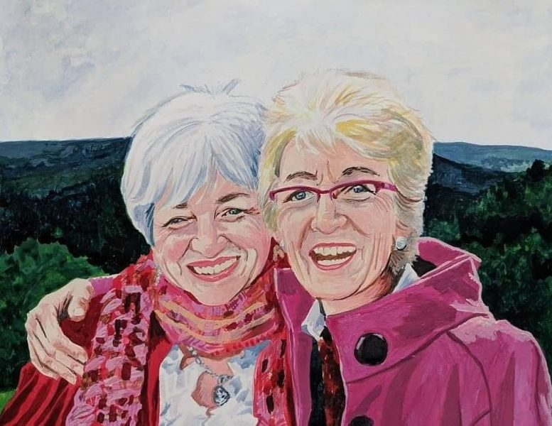 Sisters- Private Commission