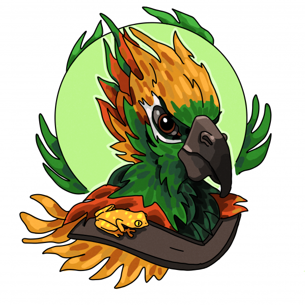 Bird Icon Commission