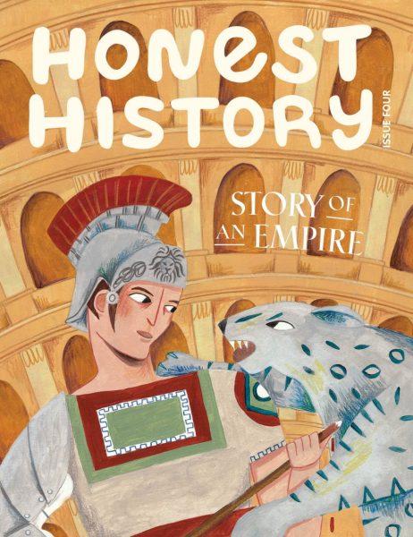 Honest History Cover
