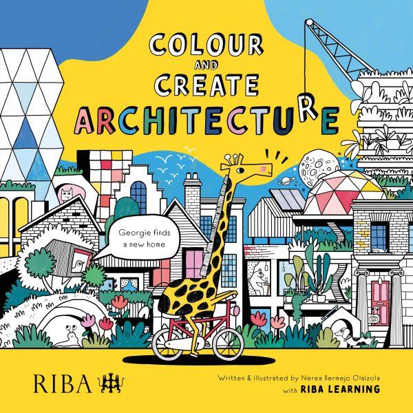 RIBA Colour and create architecture
