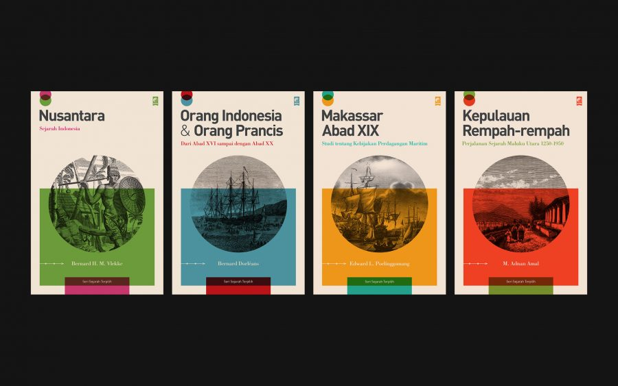 Selected Histories Series  / Kepustakaan Populer Gramedia