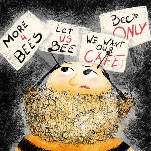 Honeybee_Lane_Protest