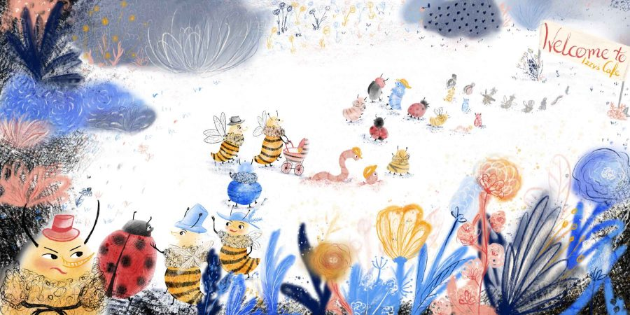 Honeybee_Lane_Queues_
