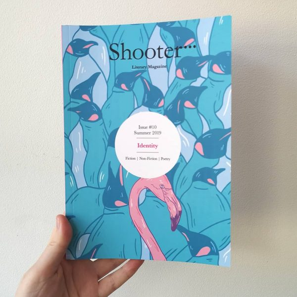 Shooter Literary Magazine Cover