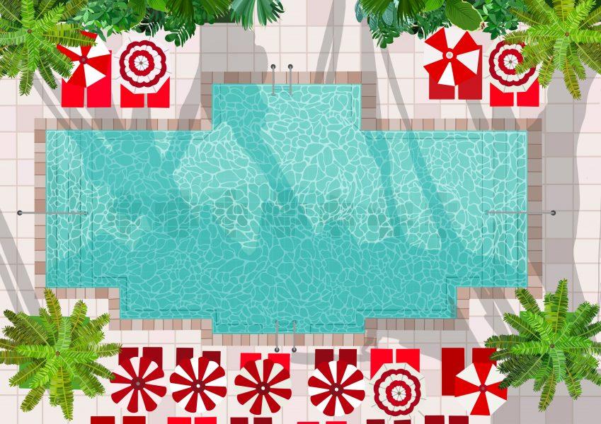 Miami Poolside
