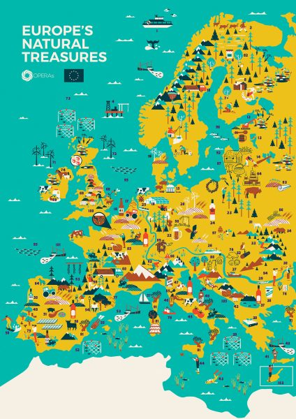 Europe's National Treasures