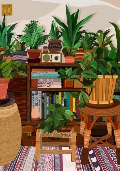 Plant Interior