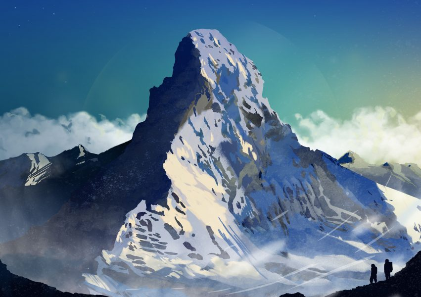 Mountain chain 2
