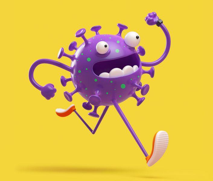 Gut Bacteria - Running