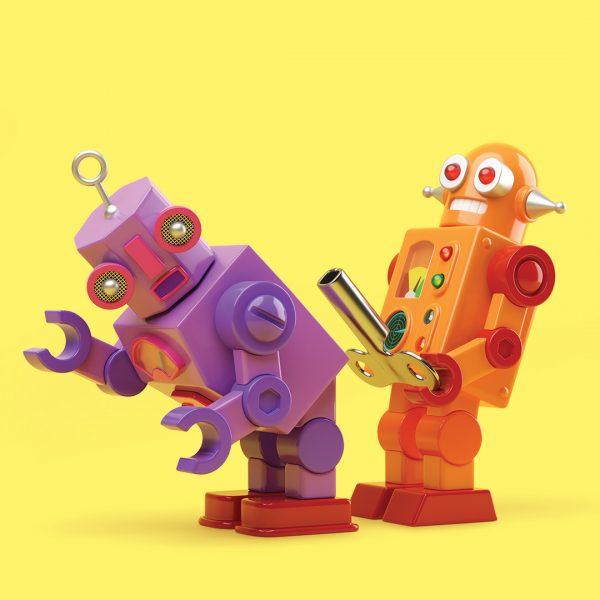Sex Bots Duo