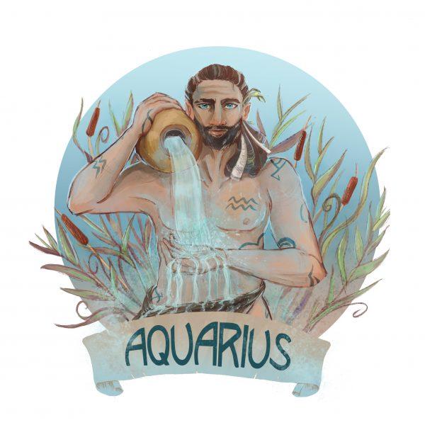 Starsigns - Aquarius