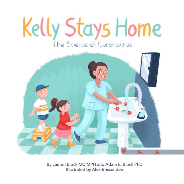 Kelly Stays Home Front Cover