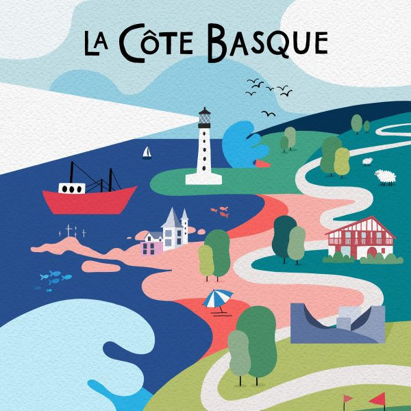 La Cote Basque