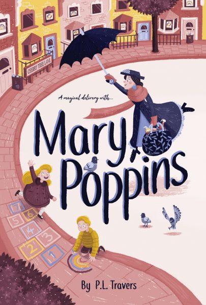 Mary Poppins Front Cover