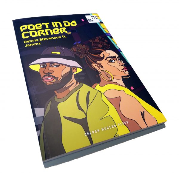 Poet. in da. Corner Cover Illustration