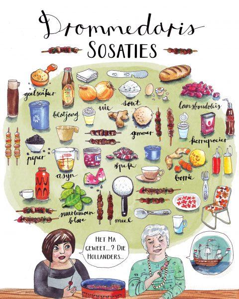 Nostalgic Food, Sosaties