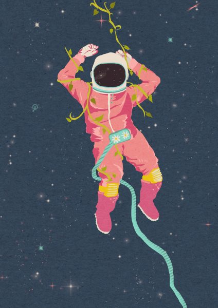 The Floating Astronaut