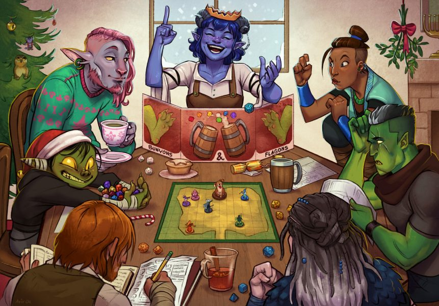 Critical Role Game Night