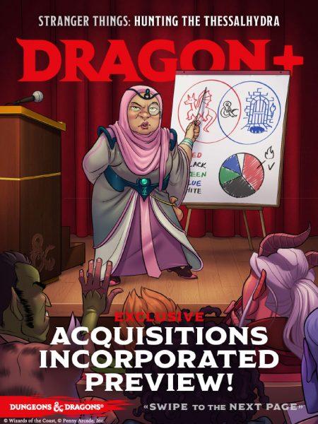 Dragon+ cover
