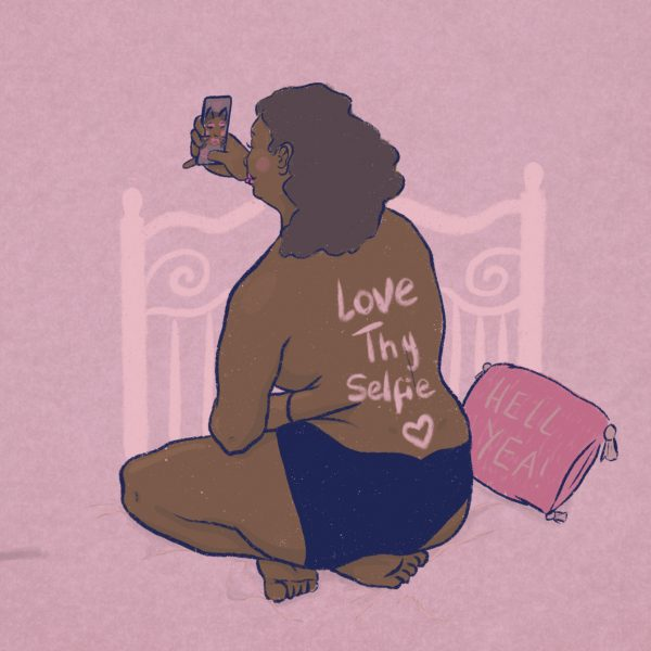 Love Thy Selfie