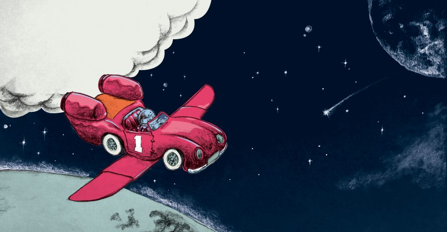 The Marvellous Mechanic: in space