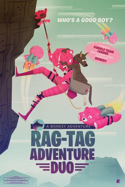 Rag Tag Adventure Duo