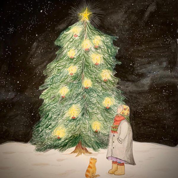 True Love - Christmas Tree