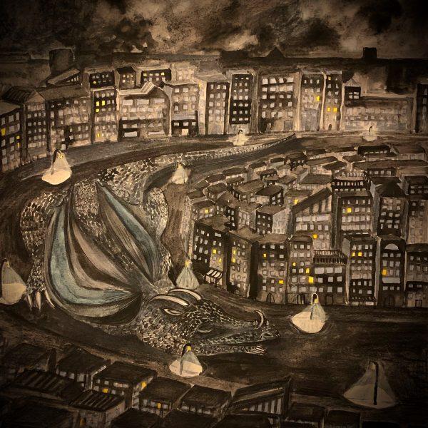 folk tale week - darkness