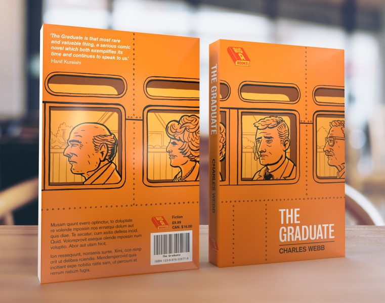 The Graduate book jacket
