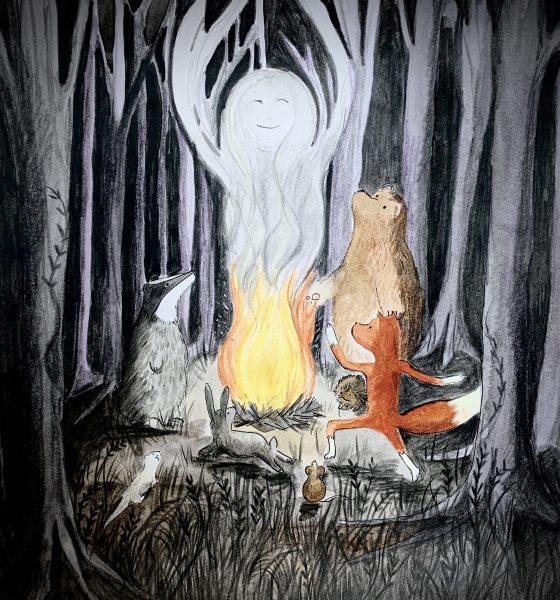 smoke - folk tale week 2019