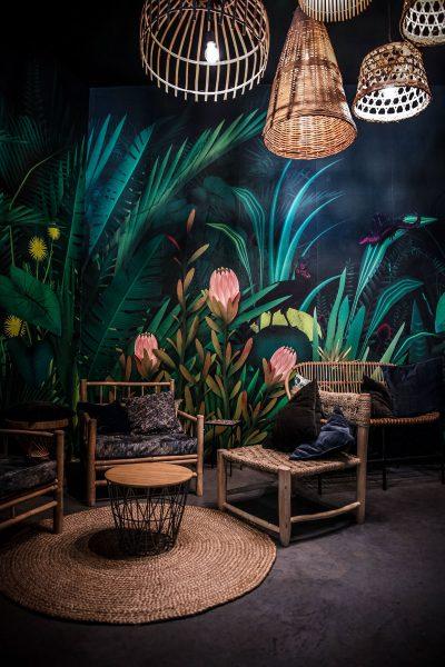 Bar Palmier wallpaper