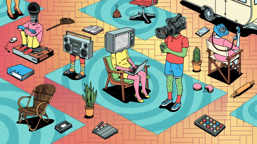 Jobs in media