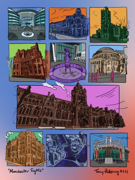 Manchester Sights