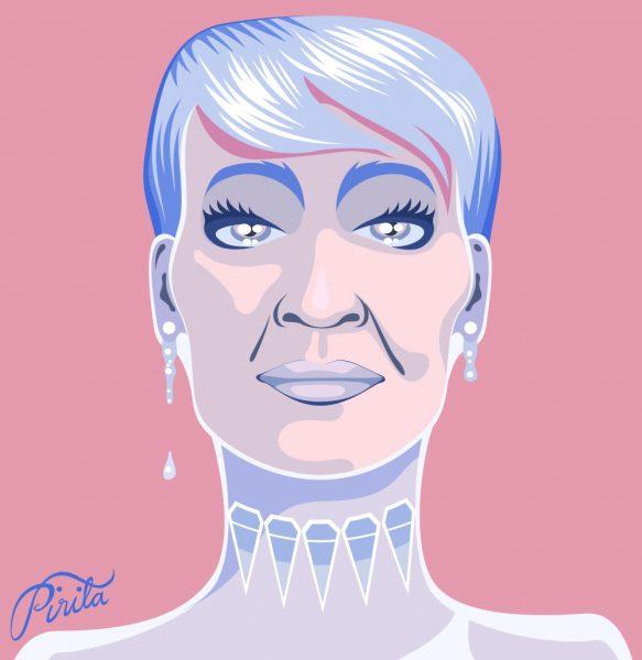 Pirita Tolvanen: Ice Queen Claire