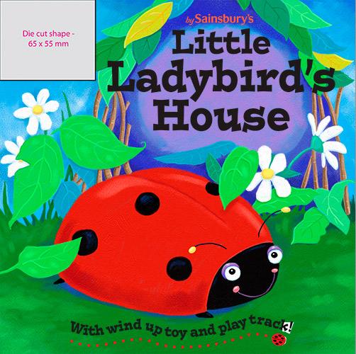 Ladybirdcover