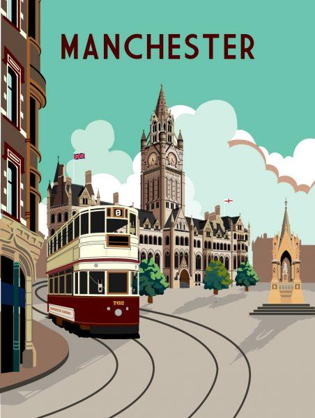 Manchester Albert Square