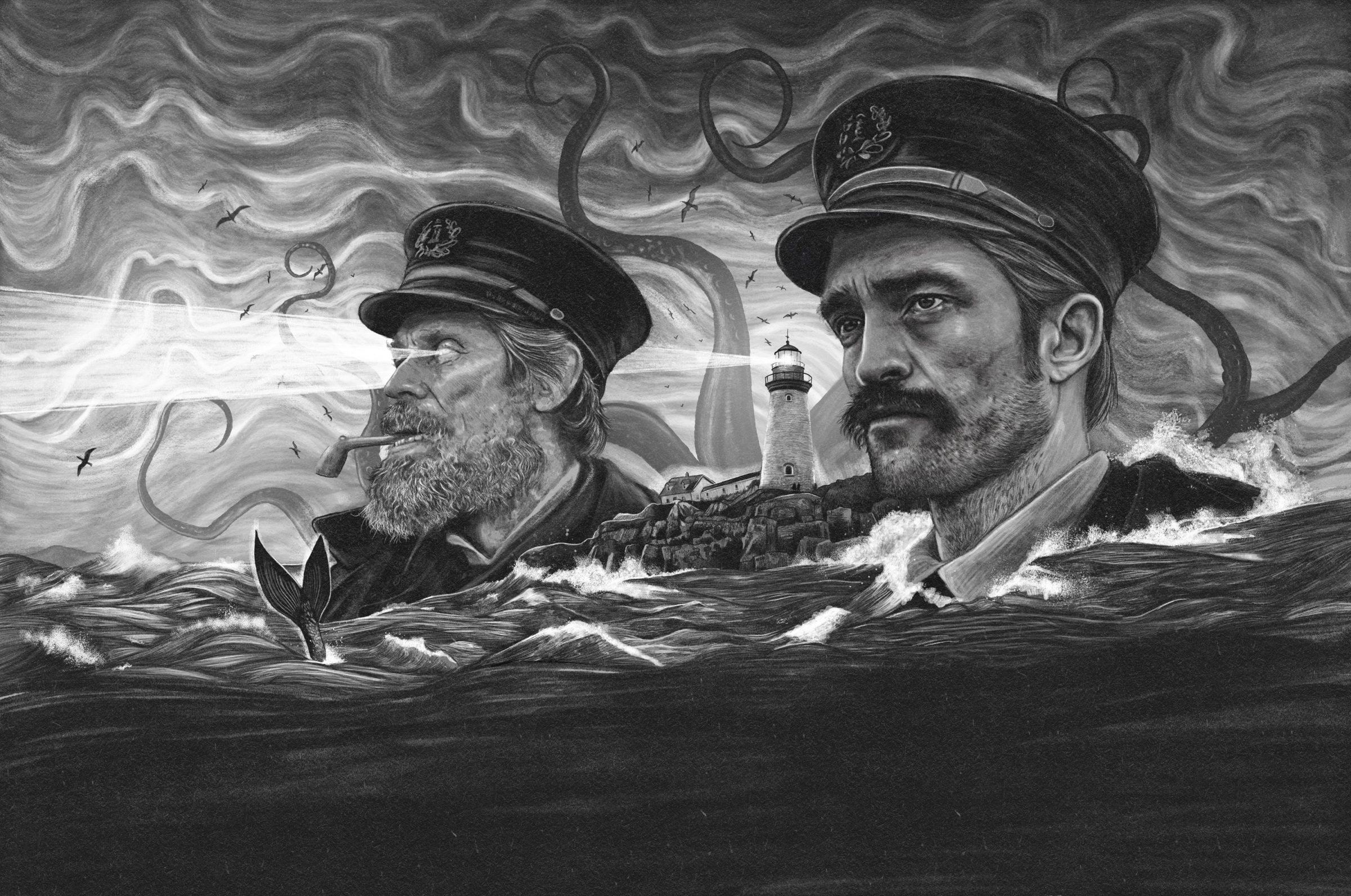 Peter Strain : The Lighthouse - World illustration Awards
