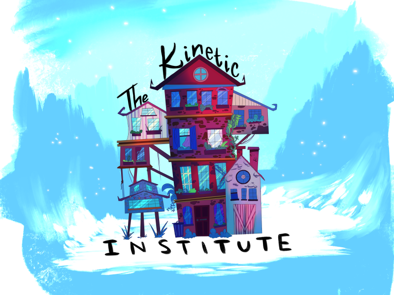 the kinetic institute album cover