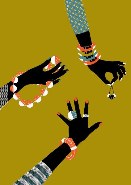 Tiki Resin Jewellery